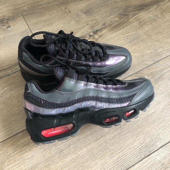 running shoes los angeles authentic Nike Shoes | Air Max 95 Lv8 Black | Poshmark
